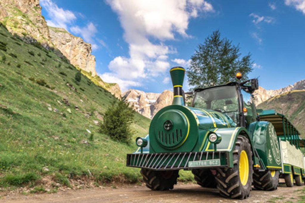 Tren de Alta Montaña El Sarrio