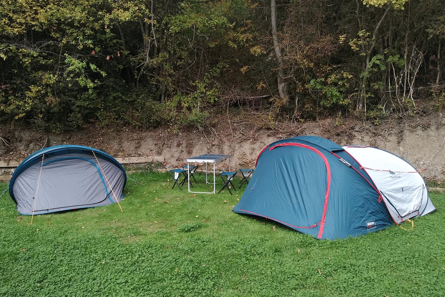 11-acampada
