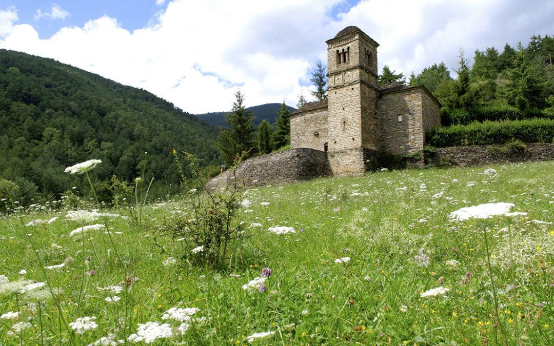 Ruta de las iglesias del Serrablo