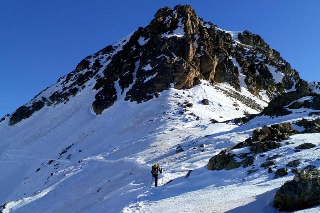 Excursión al Pico Bazias